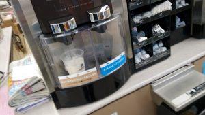 飲めなかったカフェラテ