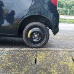 ワゴンRの出張タイヤ交換