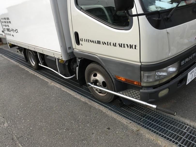 トラック用トルクレンチ